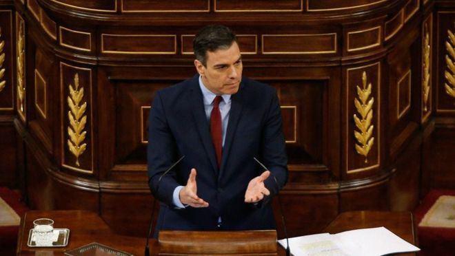 Sánchez pide unidad a las instituciones y afirma que 'hay margen de mejora' en la gestión de pandemia