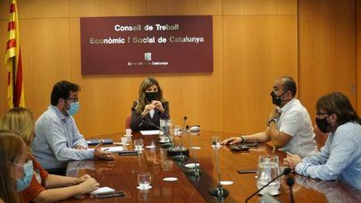 Díaz confía en un acuerdo en breve sobre ERTES que dará 'certidumbres y confianzas'
