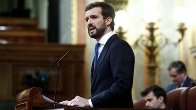 El PP votará 'no' a la moción de censura de Vox