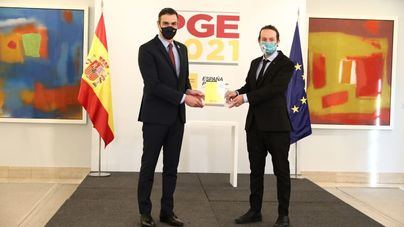 PSOE y Podemos presentan los PGE tras acordar la regulación de los alquileres