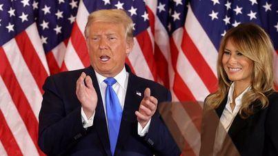Trump asegura que ha 'ganado' las elecciones y pide que se pare el recuento por fraude electoral