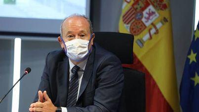 Campo califica de 'absolutamente anormal' la enmienda de Podemos, Bildu y ERC sobre los desahucios