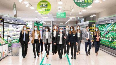 Mercadona invertirá más de 140 millones en los próximos cinco años para reducir el plástico