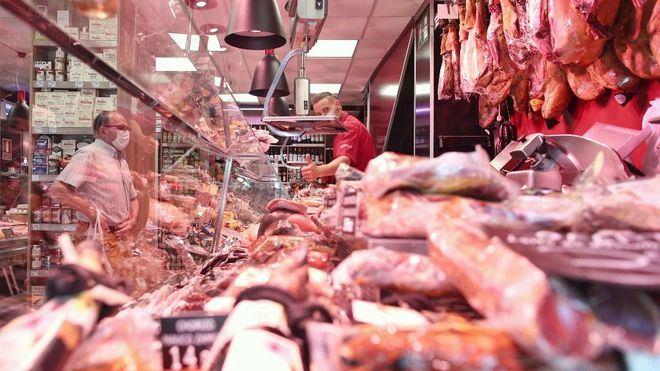 El IPC se mantiene en el -0,8 por ciento en noviembre tras subir la luz y bajar los alimentos