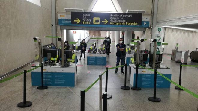 Los viajeros nacionales deberán presentar una PCR negativa al llegar a Canarias desde el 20 de diciembre