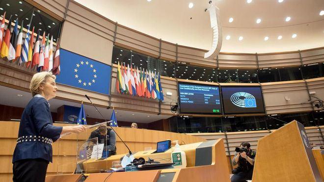 La Unión Europea empezará a vacunar a partir del 27 de diciembre
