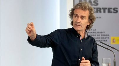 Simón asegura que España ya ha alcanzado la 'fase de inflexión' de la tercera ola