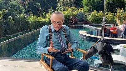 Fallece el mítico periodista norteamericano Larry King