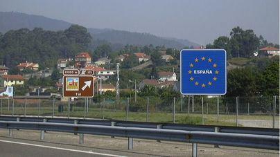 Portugal refuerza el control de su frontera con España ante el agravimiento de la Covid