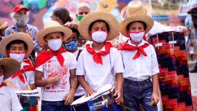 Maduro anima a la población venezolana a participar en el Carnaval pese al riesgo de contagio
