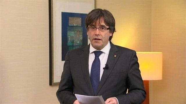 La Eurocámara da el primer paso para retirar la inmunidad a Puigdemont