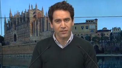 García Egea: 'PSOE y Podemos son una amenaza para la convivencia de los españoles'