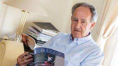 José Javier Sanz, nuevo presidente de la Real Federación Española de Vela