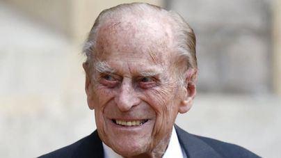 Fallece a los 99 años el Duque de Edimburgo, marido de la reina Isabel II de Inglaterra