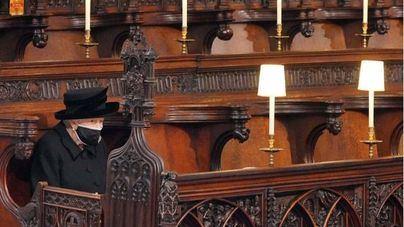 Minuto de silencio en el Reino Unido durante el funeral del duque de Edimburgo