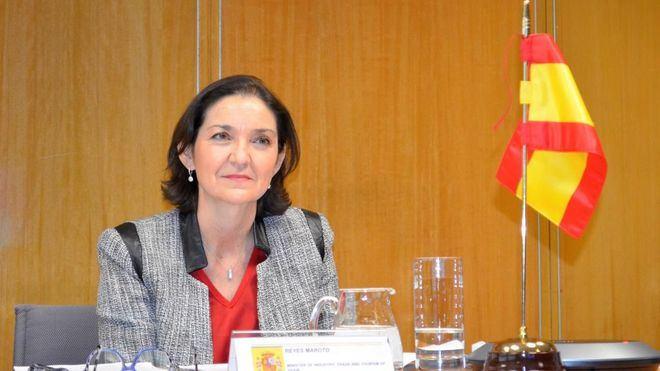 Maroto asegura que España podría salvar la mitad de la campaña turística de verano que hubo en 2019