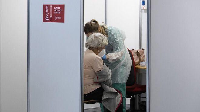 España ya ha administrado más de 13 millones de dosis de vacunas del Covid