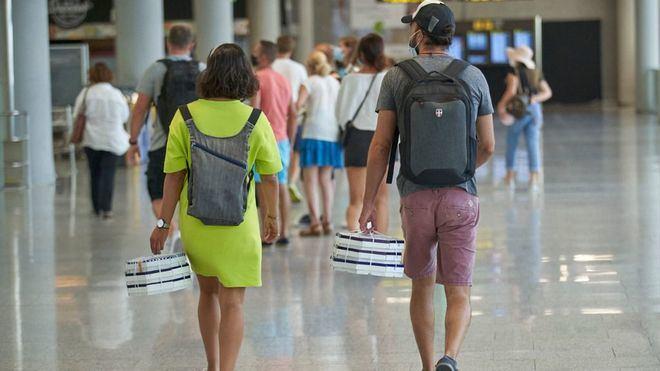 España pierde 15,5 millones de turistas en el primer trimestre del año