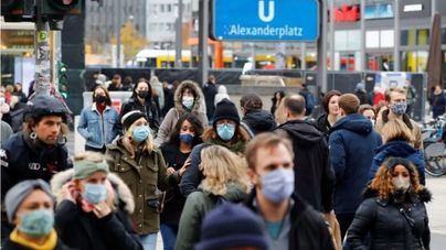 Alemania encadena más de una semana con los contagios a la baja