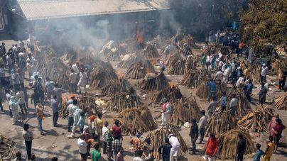 Situación límite en la India, que supera ya los 20 millones de contagios por Covid