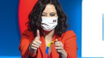 Ayuso anuncia una inminente bajada de impuestos en Madrid