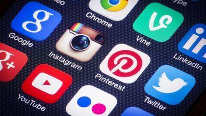 Más Instagram y Tik Tok, menos Facebook y YouTube