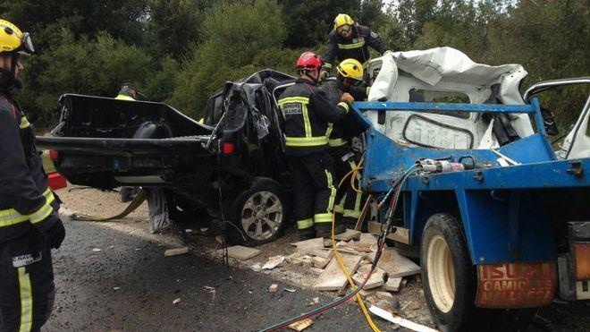 La velocidad es una de las causas en el 23 por ciento de los accidentes mortales