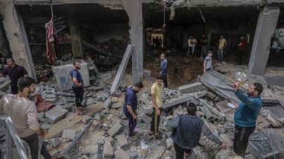 Alto fuego entre Israel y Hamás tras once días de enfrentamientos y 232 muertos