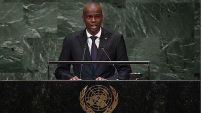 Asesinado el presidente de Haití a tiros en su residencia