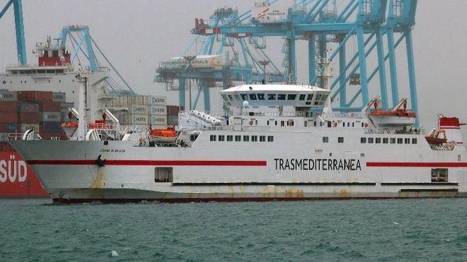 Grimaldi toma posesión este lunes de los buques e instalaciones de Trasmediterránea en Baleares