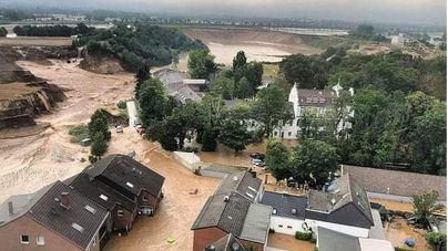 Aumenta el numero de fallecidos por las inundaciones en Alemania y Bélgica
