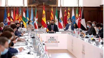 Vacunación, coronavirus, fondos de recuperación y demografía, ejes de la próxima Conferencia de Presidentes