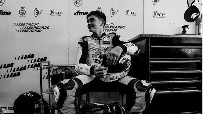 El piloto de 14 años Hugo Millán fallece tras un accidente en Motorland