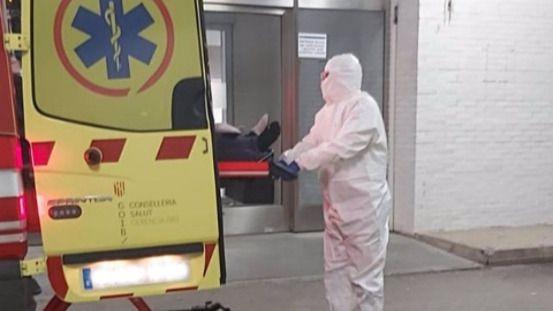 La tasa de contagios en España se eleva ya por encima de los 700 casos