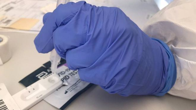 Test obligatorio para los no inmunizados que quieran entrar en Alemania