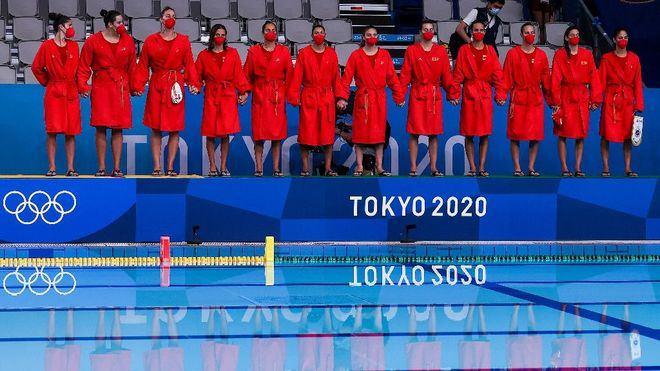 Tokyo 2020: España repite la plata en waterpolo femenino ante Estados Unidos