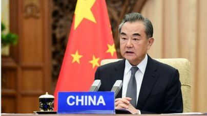 China pide a Estados Unidos 'compromiso' con los talibán para guiarlos 'positivamente'