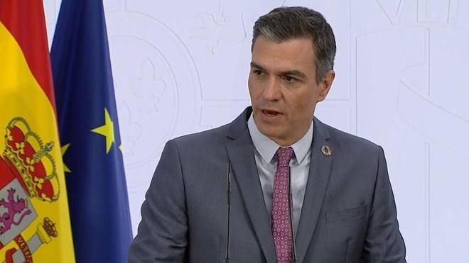 Sánchez encabezará este miércoles la mesa de diálogo entre el Gobierno y la Generalitat