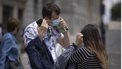 La incidencia de contagios a 14 días se sitúa en España por debajo de los 75 casos