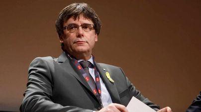 Puigdemont queda en libertad pero no puede salir de Cerdeña