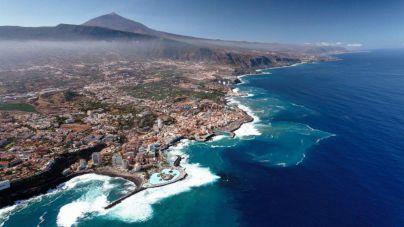 Tenerife en la revista de viajes del 'Sunday Times' británico