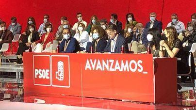 Caras nuevas en la ejecutiva del PSOE, con Felipe Sicilia como portavoz
