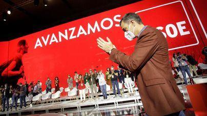 La nueva Ejecutiva del PSOE: más mujeres y relevo generacional