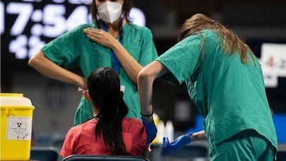 Casi el 90 por ciento de la población ya ha recibido la pauta completa de vacunación