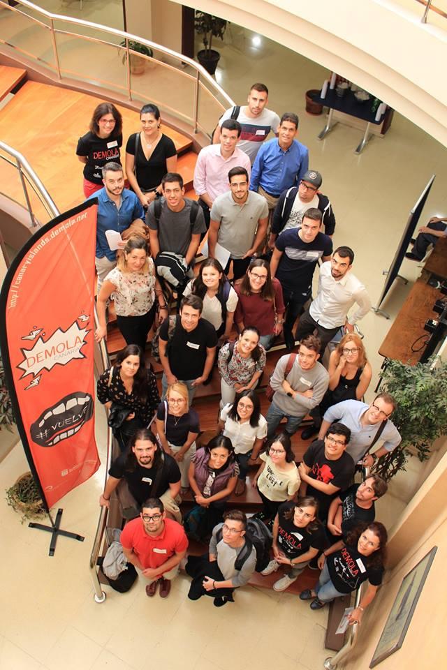 Empresas canarias se nutren de la capacidad innovadora de los estudiantes universitarios