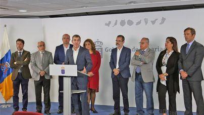 Gobierno y Cabildos firman el II Plan de Infraestructuras Sociosanitarias