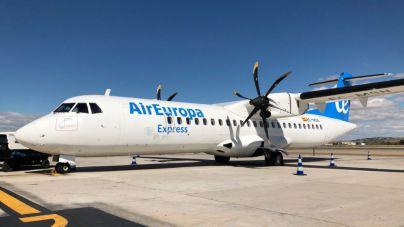 Air Europa lanza una oferta de vuelos entre islas desde 8 euros