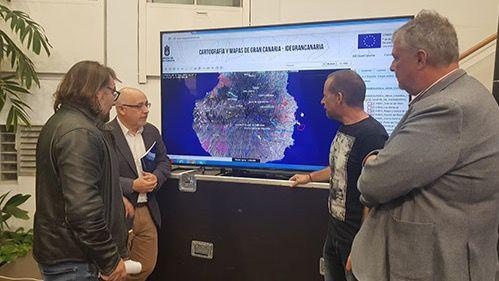 Actualización de la Carta Arqueológica de Gran Canaria con 132 nuevos yacimientos