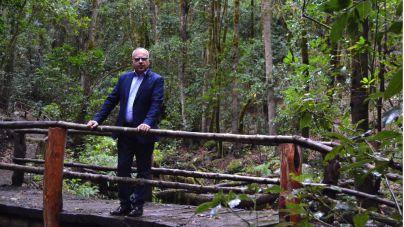 El presupuesto autonómico incluye mejoras en el Parque Nacional de Garajonay