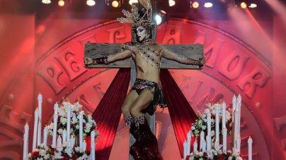 Abogados Cristianos acusa a Las Palmas de Gran Canaria de promocionar la 'actuación anticristiana' de Drag Sethlas